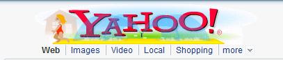 Yahoo!logo