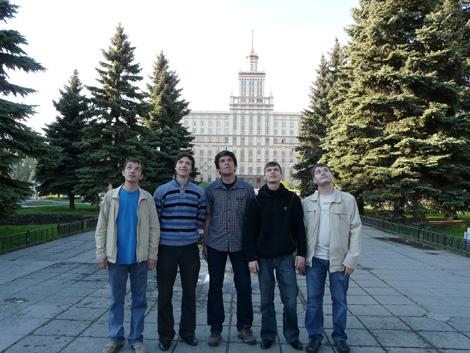 Team NLO Russia