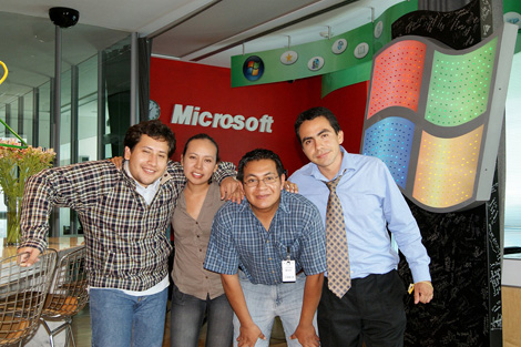 Team Savant Mexico