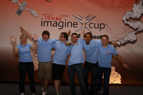 Imagine Cup - Germany