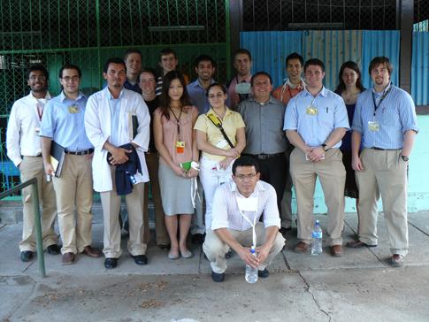 Students from assistant professor of mechanical engineering Kathleen Sienko