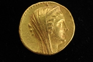 Gold coin - Israel