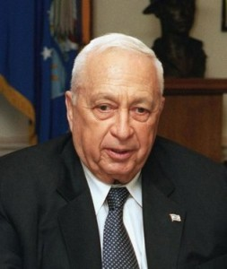 Ariel Sharon. (Public Domain / Helene C. Stikkel)