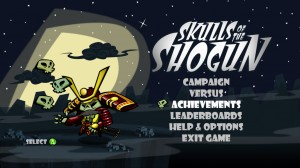 """'Skulls of the Shogun'. The first game to be available on all of Microsoft's platforms, """"Skulls of the Shogun"""" can be played solo or by up to four players at once in multiplayer mode. Image credit: Microsoft (Click image to enlarge)"""