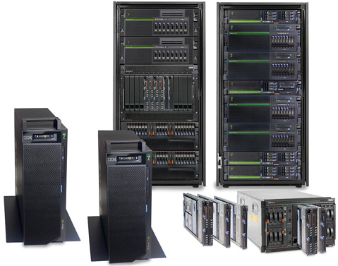 Power Systems Express family. IBM introduced new entry level Power Express systems starting at $5,947 (USD). These are competitively priced compared to x86 commodity hardware. (Image credit: IBM)