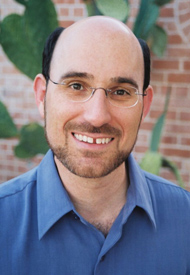 John Kececioglu is a UA associate professor of computer science. Image credit: University of Arizona