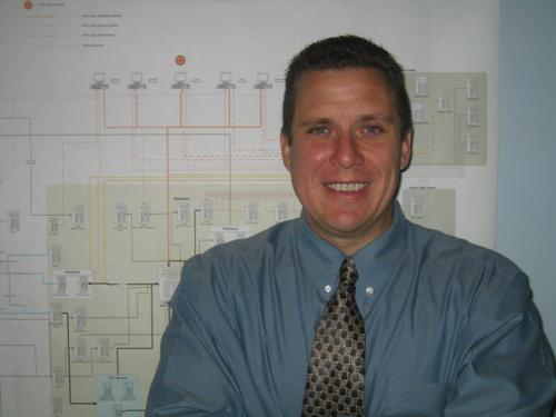 Ron Van Zanten, vice president of Data Quality at Great Western Bank. Image credit: Microsoft