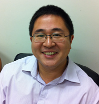 Yi Tang, a professor of chemical and biomolecular engineering at UCLA's Samueli School of Engineering and Applied Science and member of the California NanoSystems Institute at UCLA. Image courtesy of UCLA Engineering