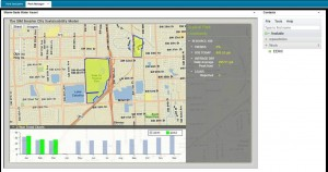 The Miami-Dade County Water Module alerts the Tropical Park Manager to leaky pipes in real-time to prevent water waste. Miami-Dade County Parks, Recreation and Open Spaces Department is using IBM's Intelligent Operations Center (IOC) software to save an estimated $1 million in water costs this year. This savings will be directed into services for residents including after-school programs and swim lessons for 10,000 kids this summer. Image credit: IBM (Click image to enlarge)