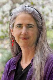 University of Michigan theoretical ecologist Mercedes Pascual. Image credit: University of Michigan
