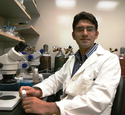 Anil Rana. (Image courtesy of UCLA)