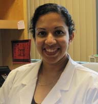 Dr. Nazleen Bharmal.  Image courtesy of UCLA Health System