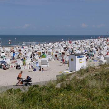 Tourismus in der Wattenmeer-Region © Hans-Ulrich Rösner / WWF