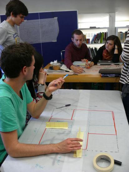 Preparing for competition. With all the challenges facing the team over the next nine months, they've already overcome what might have been the toughest one: convincing people that the project could be done in the first place.
