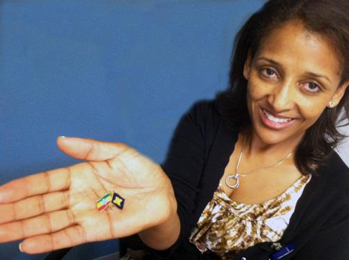 Senait Fisseha leads a new initiative to train Ethiopian doctors. Image credit: William Foreman