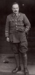 Frederick William Harvey. Image credit: University of Exeter