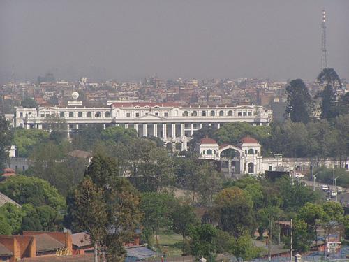 House of Parliament, Kathmandu, Nepal. Image credit: Sigismund von Dobschütz