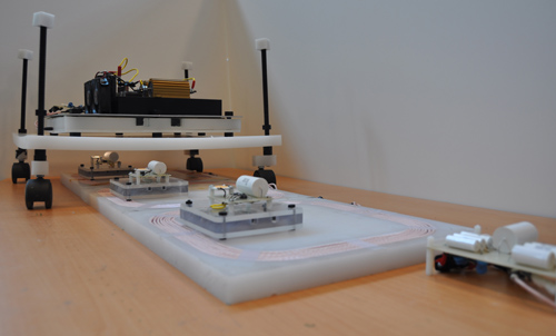 A small prototype serves as a proof of concept for the system. Image credit: North Carolina State University