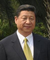 Chinas Staats- und Parteichef Xi Jinping lässt den Worten auch Taten folgen. Image credit: Angélica Rivera de Peña (Image source: Wikipedia)