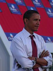 Barack Obama. Image credit: jamesomalley (Source: Flickr)