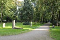 Friedhof. Image credit: Peter Gaßner (Image source: Wikipedia)