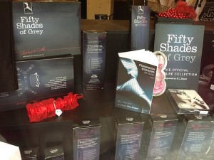 Fifty Shades of Grey. Image credit: ActuaLitté