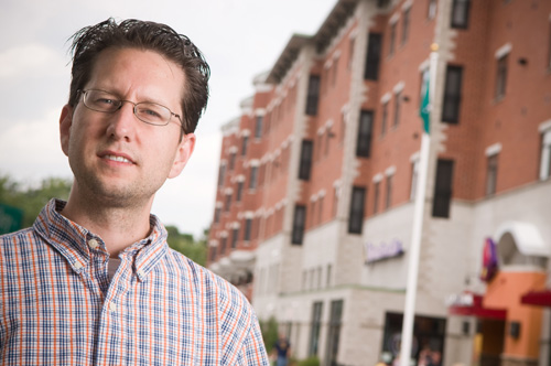 Creating communities that are both diverse and socially cohesive may be a pipe dream, argues Michigan State University sociologist Zachary Neal. Photo by G.L. Kohuth