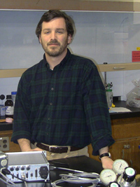 Rick Peltier. Image credit: University of Massachusetts Amherst