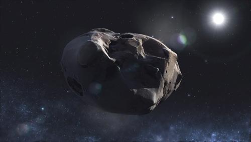 Ziel einer langen Reise: der Komet 67P/Churyumov-Gerasimenko. Image credit: DLR.de