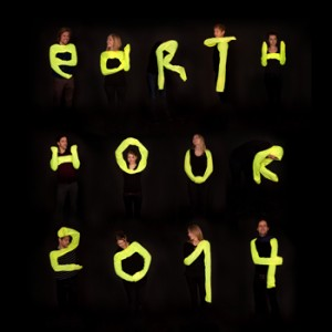Earth Hour 2014. Image credit: © WWF