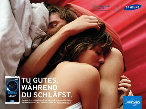 Samsung Power Sleep unterstützt Forschungsprojekt der Fakultät für Lebenswissenschaften der Universität Wien. Image credit: © Samsung Electronics Austria