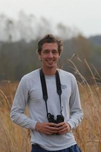 Population biologist Grant Connette, Courtesy Photo