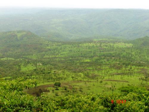 A highlands region in Ethiopia. Image credit: Asnakew Yeshiwondim