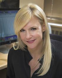 UCLA professor Martie Haselton. Image credit: University of California