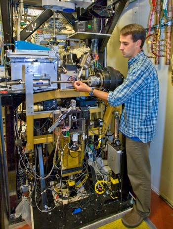 Much of the research was conducted at the SIBYLS beamline at the Advanced Light Source. SIBYLS stands for Structurally Integrated Biology for Life Sciences. Image credit: Berkeley Lab