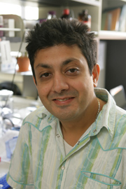 Baljit Khakh, Ph.D. Image credit: University of California