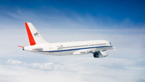 DLR-Forschungsflugzeug ATRA. Image credit: DLR