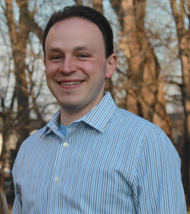 Matt Grossmann, assistant professor of political science at Michigan State University. Image credit: Michigan State University