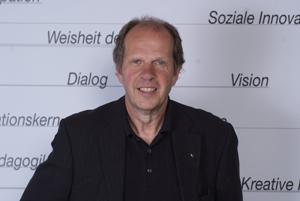 Prof. Dr. Olaf-Axel Burow (Foto credit: Universität Kassel)