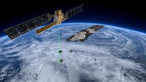 Aufnahme-Modi des Satelliten. Image credit: DLR
