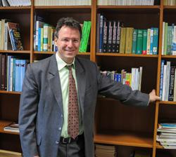 Thomas Schmitt – neuer Direktor am SDEI. Image credit: © Christian Kutzscher