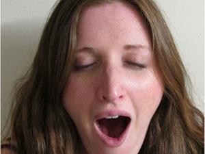 Gähnen dient auch der Kühlung des Gehirns (Image copyright: Andrew Gallup)
