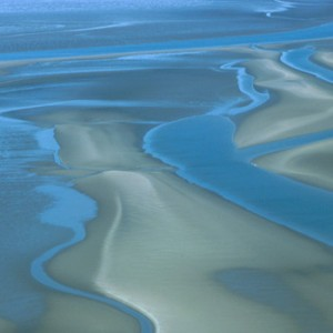 Luftbild Wattenmeer. Image credit: © Klaus Günther / WWF