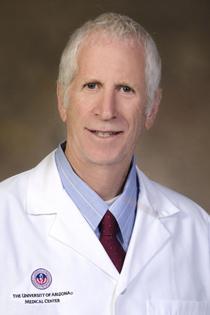 Dr. Charles Katzenberg. Image credit: University of Arizona