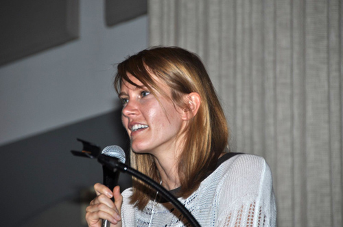 Nicole Prause, a research scientist in the department of psychiatry in the UCLA Semel Institute for Neuroscience and Human Behavior. Image credit: University of California