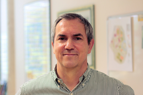 Prof. Dr. Armin Kibele (Foto credit: Uni Kassel)