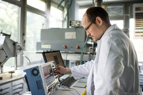 Dr. André Knie (Foto credit: Uni Kassel)