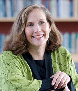 """Jo-Anne Hart. """"If outside military force could solve that [sectarian violence] problem, the U.S. occupation would already have done so. Returning U.S. forces to combat in Iraq cannot be helpful.""""Image credit: Brown University"""