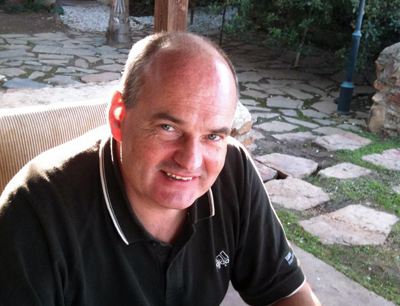 Nikolaus Netzer, Professor am Institut für Sportwissenschaften untersucht, wie Hypoxie, Sport, Alternsforschung und Schlaf zusammenhängen. (Foto credit: Foto Nikolaus Netzer)