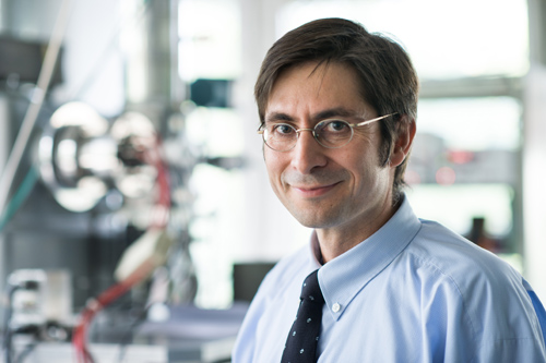 Prof. Dr. Arno Ehresmann (Foto credit: Uni Kassel)